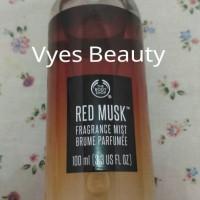 THE BODY SHOP Perfume Red Musk Hot Sale!!100% original.