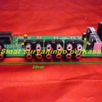 kit audio distributor/ Tone/ Rangkaian 067