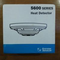 Heat Detector Merk System Sensor, Type 5600 Series (5601P)
