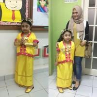 Baju Adat Bodo Anak - Anak