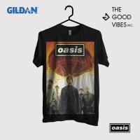 Kaos Band Oasis Original Gildan - Stand By Me