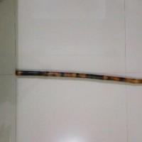 tongkat bambu buta lawas