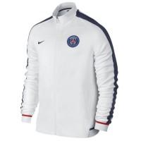 Jaket Paris Saint Germain PSG White Grade ORI