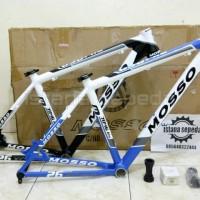 New Frame Rangka Sepeda MTB Mosso 696PRO 26 Inch XC PRO Murah