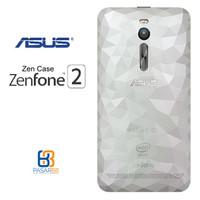 Official ASUS Zenfone 2 Zen Case Back Cover [5.5 inch] Original, White
