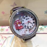 Mini miniature clay watch 3D korea MWE-1083