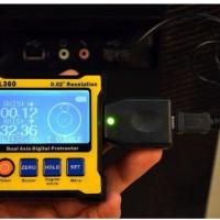 Digital Protractor / Inclinometer - Ukur Sudut Derajat Angle Meter