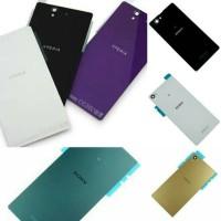 Back door Sony Zlte Z1 Z2 Z3+Z5/Compact ( casing belakang)