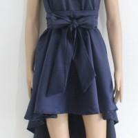 A5-1020-Navy/Baju Pesta/Dress Hijau/Dress Mewah/Dress Duyung/Remaja