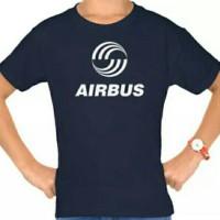 kaos/baju/t shirt AIRBUS