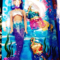 Barbie Mermaid / Boneka Putri Duyung set