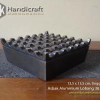 Asbak Hotel - Ashtray -Asbak Alumunium - Asbak Almunium lubang 36