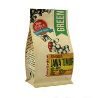 Amstirdam Retail Green - Arabika Jawa Timur Malang 100gr
