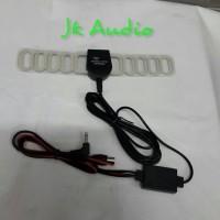Antena mobil digital model kupu kupu