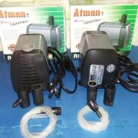 Pompa air atman at 104/ aquatiumbkolam celup/ atman-104