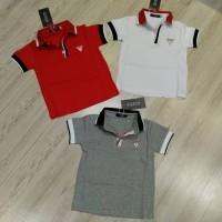 Kaos Anak Laki Atasan Polo Cowok 1-6 Thn