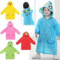 Jas Hujan anak lucu baju anti hujan children funny raincoat