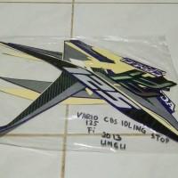 striping stripping stiker honda vario 125 fi cbs 2012/2013