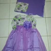 baju muslim anak merk nak nak ungu