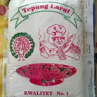 Arrowroot flour/tepung garut/tepung larut/tepung angkrik