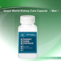 Kidney Care Capsule For Men Green World (Code: 0045) // Obat Ginjal