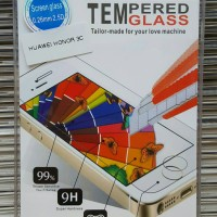 HUAWEI HONOR 3C Tempered Glass Candy Anti Gores Kaca