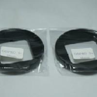 GoPro Hero 4 3+ - 58mm Filter Adapter Ring - Black Metal