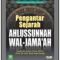 Jual Buku Pengantar Sejarah Aswaja   Toko Buku Aswaja Surabaya