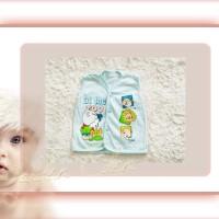 Baju Bayi-New Born-Katun Premium-Kutung Bis Warna-Anna Baby