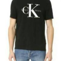 Tshirt/ t shirt/ baju/ oblong/ kaos CK Calvin Klein, black