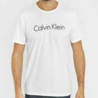 Tshirt/ t shirt/ baju/ oblong/ kaos Calvin Klein , white