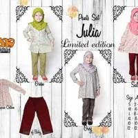 Pants Set Julia by Thaluna Kids,jilbab,koko,peci,mukena