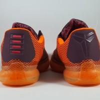 Sepatu Basket Nike Kobe 10 Low Silk Orange