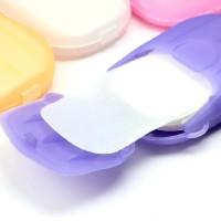 Sabun Kertas / Travelling Paper Soap