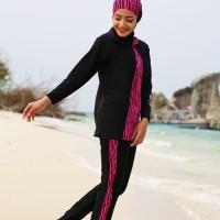 Baju renang muslim Aesya style by Assila