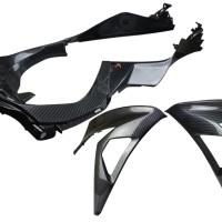 Grill Fairing Ninja 250 Fi Carbon