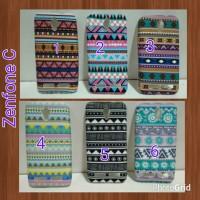 Case Ultrathin Batik For Zenfone C / Softcase Asuz Zenfone c