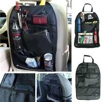Car Seat Back Organizer Bag Tas Rak Jok Gantung Mobil / tas jok mobil