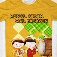 Kaos Lebaran Anak / Dewasa - Bedug Couple
