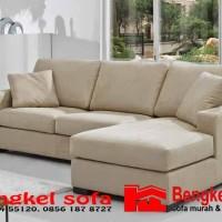 Sofa L Minimalis, Sofa Mewah, Sofa Santai