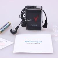 Alat Bantu Dengar Tipe Kabel V99 / Hearing Aid BION V-99 (Bukan Axon)