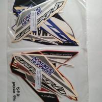 Striping Stripping Stiker Bodi yamaha new vixion standar, gp