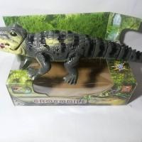 Mainan Buaya Crocodile Animal World 3D