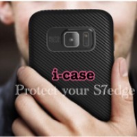 s7 edge case silicone back cover high quality protective 100% original