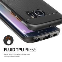 Samsung Galaxy S6 Edge Plus Neo Hybrid Sgp Spigen Armor Case/Casing