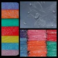 Sprei Waterproof Bahan PVC Uk. 100x200