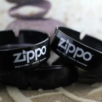 Zippo Ashtray Melamin / asbak zippo ZIZAT