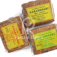 Sambal Pecel Blitar Karangsari Sambel Kacang Siap Makan