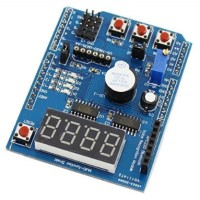 Multi Function Shield Expansion Board Multifunction for Arduino