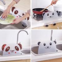 KS102 Panda Anti Splash For Sink Pelindung Anti Basah Anti Ciprat Perc